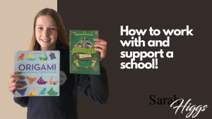 How to work with or support a school with Usborne Books